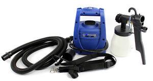 GRACO-HV1900-32-CFM-350W-HVLP-House-Paint-Spray-Station-Machine-System
