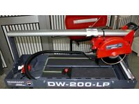 RENTAL / HIRE - Rubi DW-200 Tile Cutter - Manchester - Liverpool - Preston & More