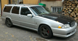 1999 Volvo V70R AWD - will be scraping shortly!