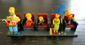 The Simpsons figurine