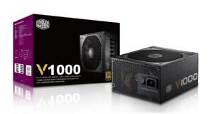 PSU Modulaire Cooler Master GOLD 80+