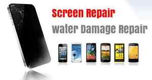 IPHONE, SAMSUNG, IPAD SCREEN REPAIR WITH WARRANTY