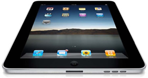 IPad 1st Gen. 64GB WIFI Black Excellent Condition