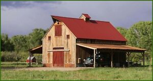 Looking for a barn to used as storage