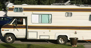 1978 Chevy motor home