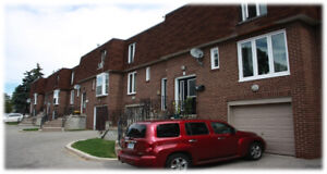 4 bed 3 bath plus w/o basement. Indoor parking and maintaince