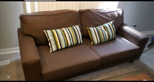 Custom Couch from the brick