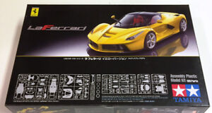 Tamiya 1/24 Ferrari LaFerrari Yellow Version