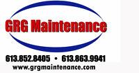 GRG Maintenance