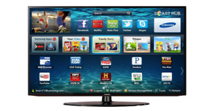 """Samsung 40"""" 1080p Smart HDTV. Works GREAT! Has ONE MINOR Issue!"""