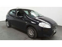 2009(09)FIAT GRANDE PUNTO 1.4 ACTIVE BLACK,LONG MOT,CLEAN CAR,GREAT VALUE