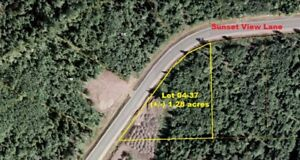 Sunset View Lane (Lot 04-37), Cumberland Bay (Water Access)