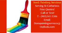 Need Painting Done? Then Don't Hesitate To Call Me!