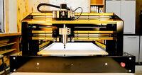 Machine CNC et Découpe CNC