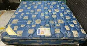 Excellent King Koil brand double-sided Pillow Top king size mattress