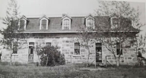 1880's Stone Estate Home overlooking the Bay of Killarney Lake