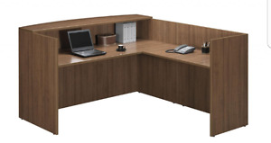 Reception Desk - Excellent Condition