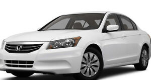 2012 Honda Accord EXL Sedan