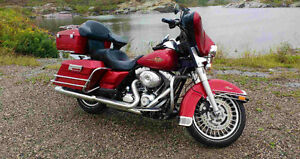 REDUCED ELECTRA GLIDE CLASSIC FOR SALE Cornwall Ontario image 1