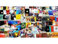 Wanted Vinyl Records, We buy - Singles, LP's Cash paid - We collect