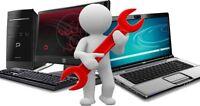 Laptop & desktop computers, parts & computer repair free quotes!