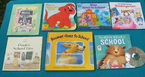 School Theme Books for Primary Readers