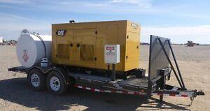 2011 Caterpillar Generator D125-6-114kw 600v Prince George British Columbia image 1