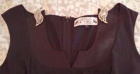 Hell Bunny Valetta Dress - Size L