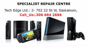 PS4/XBOX ONE/360/PS3/Nintendo Repair Service