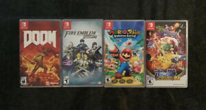Want to trade Switch games