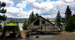 Travel Trailer & Kayaks For Rent