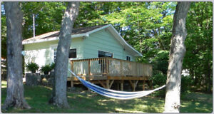 Waterfront Cabin in Kagawong on Manitoulin Island