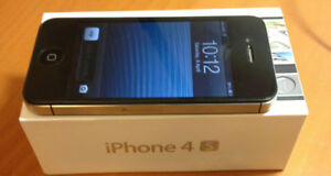 FS: iPhone 4S unlocked