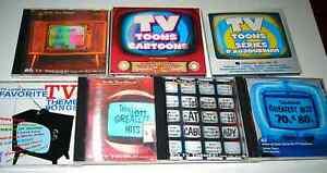 CD Thèmes série TV – TV Toons/ TV's greatest Hits 15$ à 30$