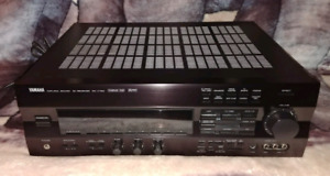 DELIVERY FROM PEI TO MONCTON....QUALITY YAMAHA RECEIVER & REMOTE