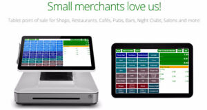 Cash Register/Printer/POS/Debit/Credit Card processing LOCAL