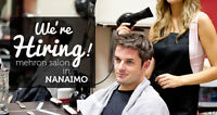 Now hiring a profesional stylist in Nanaimo