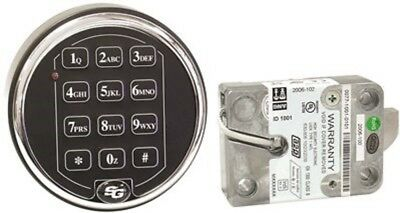Sg Titan Pivot Bolt Digital Safe Lock Gun Jewelry Safe Sargent Greenleaf