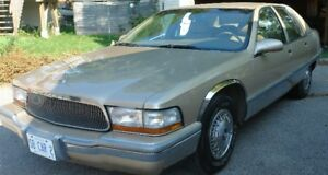 1995 Buick Roadmaster with Leather Interior and LT1 Engine