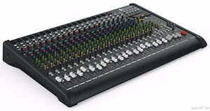 RCF L-PAD 24CX USB 24 CHANNEL MIXING CONSOLE WITH EFFECTS