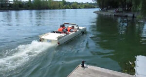 1963 Amphicar  Fully restored