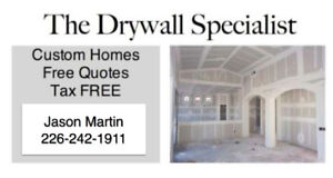 Drywall Specialist & Construction **Best Rates** Quality Work!!