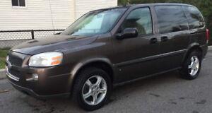 2009 Chevrolet Uplander tout équipé 1850$