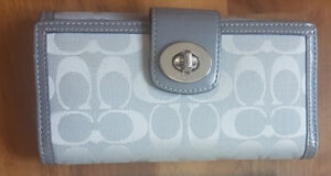 COACH Wallet -  very functional wallet! Lightly used