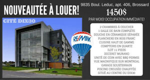 for rent lovely Condo in Cite Dix 30 Brossard