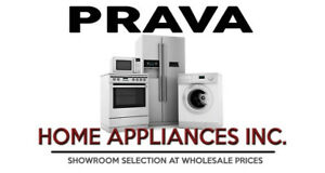 OPEN BOX, SCRATCH N' DENT APPLIANCE SALE BRAMPTON!
