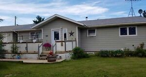 House For Sale in Hay River with Heated Garage.