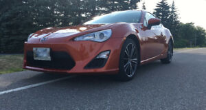 2013 Scion FRS One Owner Very Low Kms