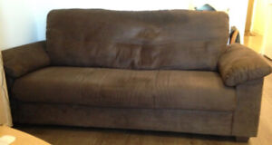Moving sale- IKEA compact 3-seat sofa/ couch.