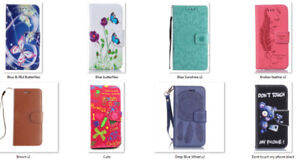 iPhone  5s  Gorgeous  Leather  Flip  Cases